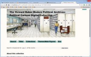 MPA's Digital Collection Home Page